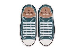 Stars white прямые